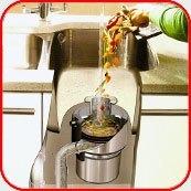 Картинка. Установка измельчителя пищевых отходов в квартире, коттедже или офисе в Архангельске